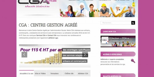 Projet CGAction